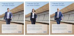 KFW Bank Employee Campaign