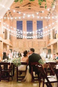 Sam & Jamie's Fall Wedding in Nashville// #DonnaMorgan bridesmaid dresses in Emerald-- now on Final Sale!// Rachel Moore Photography @iloveswmag #weddinginspiration