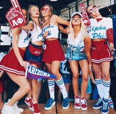 Cute gameday outfit ideas!