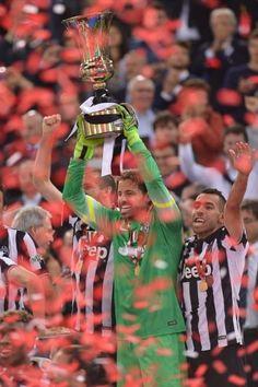Coppa Italia: la festa della Juventus