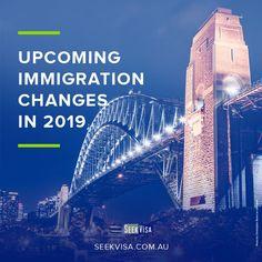 Australia Visa, Immigration Policy, In 2019, Sydney Harbour Bridge, Lawyer, New Zealand, Melbourne, Change, News