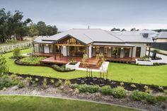 WA Country Builders provides the better building experience to residents of country WA. Most awarded builder in regional WA & builders of the Telethon home. Country Builders, New Home Builders, Country Home Exteriors, Australian Homes, Australian Country Houses, Display Homes, Facade House, House Facades, House Goals