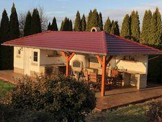 Gazebo, Outdoor Structures, Outdoor Decor, Home Decor, Scenery, Kiosk, Decoration Home, Room Decor, Pavilion