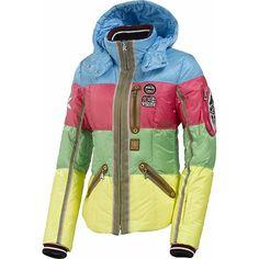 Bogner Neah-D Womens Insulated Ski Jacket 2013