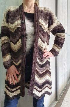 Sweaters, Handmade, Fashion, Moda, Hand Made, Fashion Styles, Sweater, Fashion Illustrations, Sweatshirts