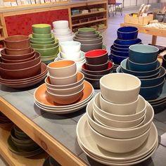 Heath Ceramics glazes need no filter.