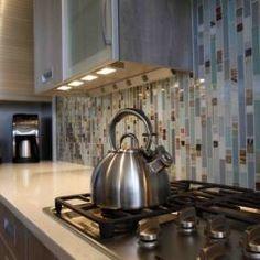 beautiful backsplash tile | http://www.fireplacecarolina.com