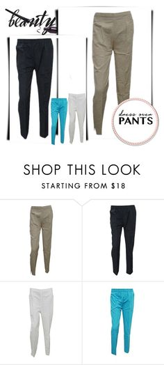 Women's Casual Trousers Pants by baydeals on Polyvore  http://stores.ebay.com/mogulgallery/YOGA-CLOTHING-/_i.html?_fsub=901939019&_sid=3781319&_trksid=p4634.c0.m322