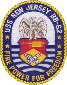 USS New Jersey (BB-62) - Wikipedia, the free encyclopedia