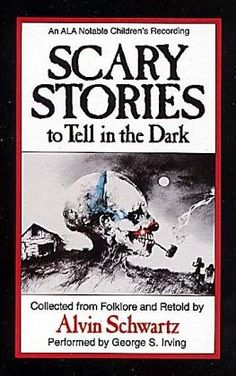 Ahhhh scary stories! loved these as a kid!