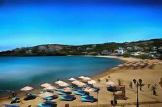 Batsi Beach. Batsi, Andros. Beaches, Greece, Relax, River, Photos, Outdoor, Greece Country, Outdoors, Pictures
