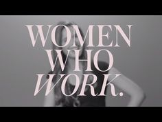 #WomenWhoWork – Ivanka Trump - YouTube Absolutely love this video and what Ivanka has invested in the lives of her team, and how she selected them.