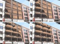 Kinetic Facade: Awesome Adaptive Window Shading System - weburbanist.com