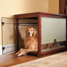 Luxury Pet Residence Dog Crate - Frontgate