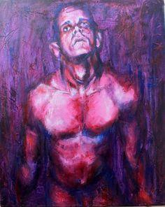 Sin Titulo, 2015 Oleo sobre lienzo, 81 cm x 65 cm Untitled, 2015 Oil on canvas, 81 cm x 65 cm