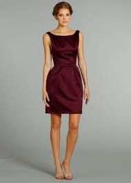 This color? eggplant bridesmaids dress - Google Search