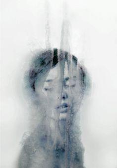 Esther de Groot – Blur (grey)