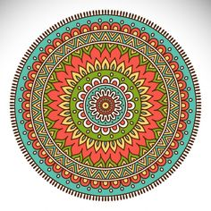 Easy Mandala Drawing, Mandala Art Lesson, Simple Mandala, Mandala Wallpaper, Mandala Artwork, Mandala Painting, Jesus Painting, Mandala Coloring, Doodle Art