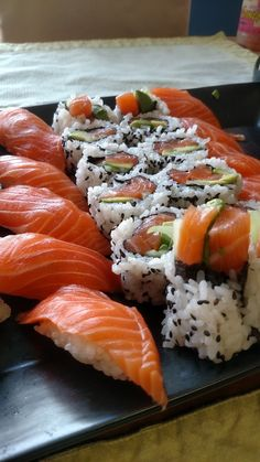 Tonight's Salmon Sushi - Album on Imgur