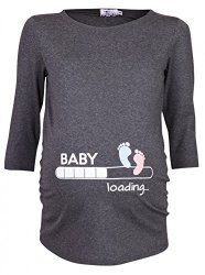 Funny Maternity Shirts | Time for the Holidays