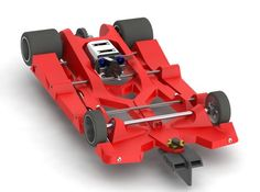 Go Fast Products Uses 3D Printing to Build High-Tech Slot Car Chassis