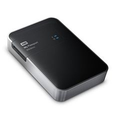 New WD My Passport Wireless is a backup hard drive that streams to smartphones and more