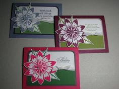 Build a blossom SUO Blossom Set by sophmad - Cards and Paper Crafts at Splitcoaststampers