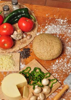 Table Dasher: Make The Best Pie With A Pizza Dough Recipe