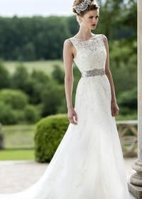 Contemporary Wedding Dresses and Vintage Inspired Bridal Gowns | W145 | True Bride