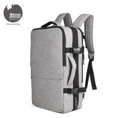 Buy high quality and top design MacBook laptop commuter backpacks from Cai Fashcn®.  Functional, meet your need.