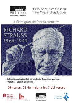 Fou un director d'orquestra i compositor de música clàssica, particularment notable pels seus poemes simfònics, simfonies, òperes i lieder. La seva trajectòria abasta des del Romanticisme tardà fins a la meitat del segle XX.