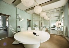 Cool workplaces and offices