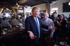 Donald Trump's Iraq War Stance Contradicted by 2002 Interview #Politics #iNewsPhoto