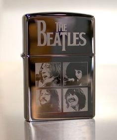 """The Beatles Let It Be Album Cover Zippo Lighter Mirror-polished Chrome by Zippo. $26.95. Genuine High Polish Chrome Zippo lighter engraved with the image on The Beatles' """"Let It Be"""" album. All Zippo lighters are made in the U.S.A. and come with a lifetime """"fix it FREE"""" warranty. If any Zippo product should ever fail just return it to Zippo mfg for a FREE repair. No sales receipt, no questions. Just a simple no-nonsense warranty on a great American made product."""