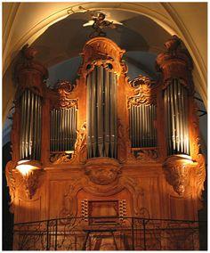 Organ in Roquemaure O Holy Night, Christmas Carol, Holi, Teaching, Music, Musica, Musik, Christmas Music, Holi Celebration