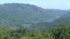Kuba, Escambray Gebirge mit Stauseen wunderschön :)