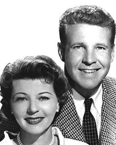 Ozzie & Harriet Nelson...The Band Leader & His Bride...Mother & Father of Rickey & David...Stars of A Popular TV Show...Together Till the End...