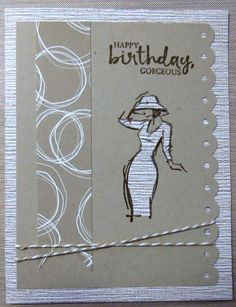 Stampin' Up! Beautiful You, Serene Scenery dsp