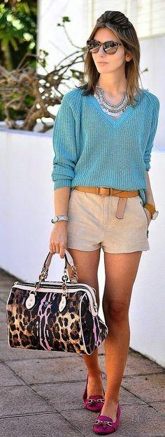 Top Spring Short Cloth