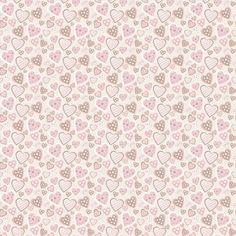 Kit de Papéis tema coração grátis para baixar - Cantinho do blog Layouts e Templates para Blogger
