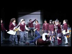 Take a Field Trip to Andrew Lloyd Webber's Broadway-Bound SCHOOL OF ROCK Starring Alex Brightman - YouTube