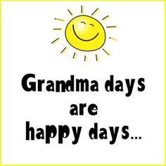 grandma days