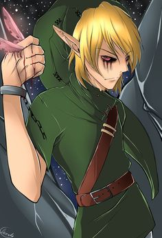 Character: Ben Drowned (creepypasta) Art By: