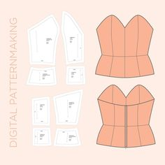 Who is ready for the new FITTING series?! I'm going to walk you through one of my favorite methods for making your very own DIGITAL patterns right at home (this is the same method I use to pattern my demi-couture gowns). Not only will you be able to easily draft and edit these patterns, but you can conveniently print them right from your home printer too! ~ The FITTING series launches January 30th. You can get a full overview of everything that will be covered in this series by using the link in Fashion Drawings, Home Printers, Digital Pattern, 30th, Create Your Own, January, Product Launch, Gowns, Make It Yourself
