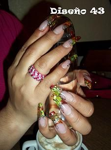 Mis originales ideas | Diseños de uñas