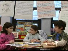 Lucy Calkins and Colleagues at the Teachers College Reading and Writing Project present Integrating Two Texts on the Pilgrims: Small Group Reading (3-5)