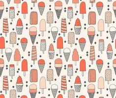 Ice Cream Varieties by Andrea Lauren