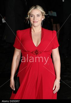 Kate Winslet attends a screening of 'Labor Day' during the 57th BFI London Film Festival at Odeon West End in London © Simon Matthews / Alamy