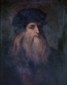 Self Portrait. Leonardo da Vinci
