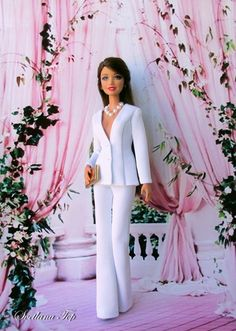 VK is the largest European social network with more than 100 million active users. Doll Clothes Barbie, Vintage Barbie Dolls, Barbie Dress, Barbie Patterns, Doll Clothes Patterns, Dress Patterns, Barbie Style, Fashion Royalty Dolls, Fashion Dolls